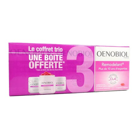 Oenobiol remodelant - Lot de 3 - Vitalya