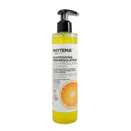 Phytema Hair Care shampooing séborégulateur 250ml
