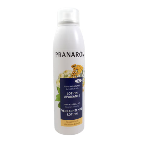 Pranarom lotion apaisante bio 170 ml