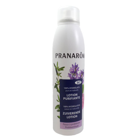 Pranarom lotion purifiante bio 170 ml