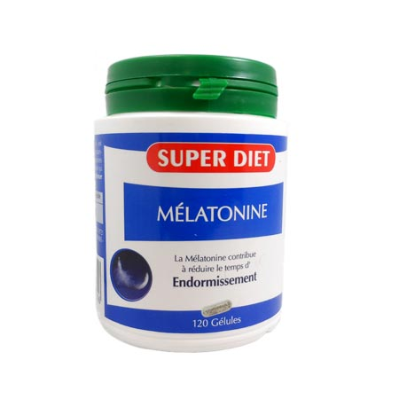 Mélatonine Super Diet 120 Gélules
