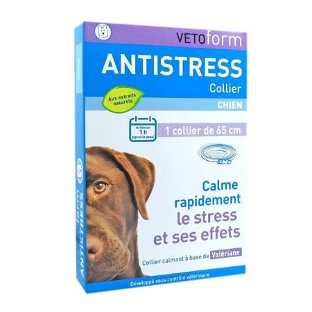 Vetoform collier antistress chien