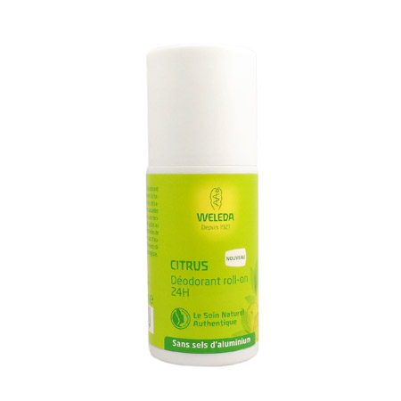 Déodorant roll-on Citrus Weleda 50ml
