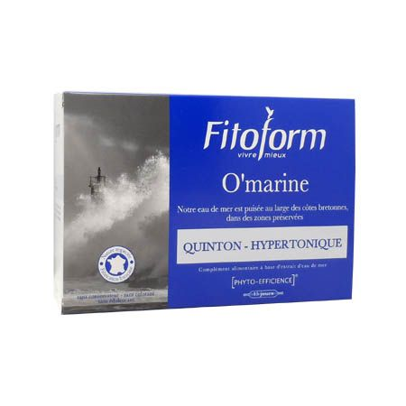 O\'marine Fitoform 30 ampoules