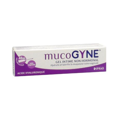 Mucogyne Gel Vaginal et Applicateur 40ml