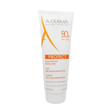 Aderma solaire protect lait SPF50+ 250ml