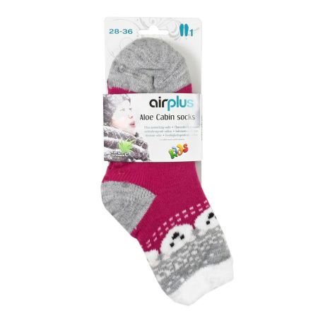 Airplus chaussettes hydratantes enfant ours