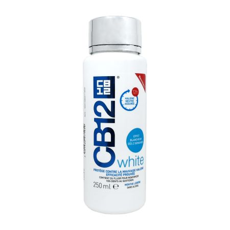 CB12 White 250ml