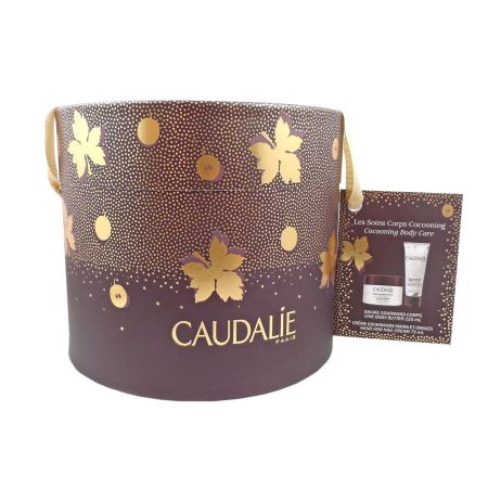 Coffret soins corps cocooning Caudalie