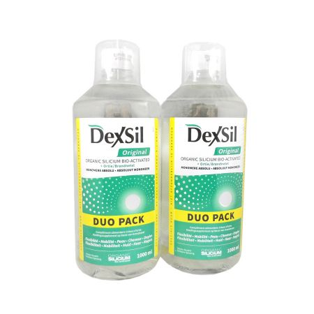 Dexsil Original Silicium Organique 1L Lot de 2
