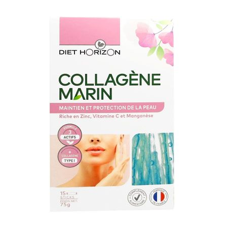Collagène marin Diet Horizon 15 sticks