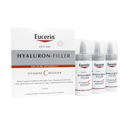 Eucerin Hyaluron-Filler Pack Vitamine C Booster 3x8ml
