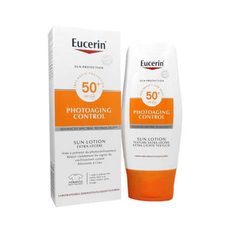 Eucerin Photoaging Control Sun Lotion extra-légère SPF50+ 150ml