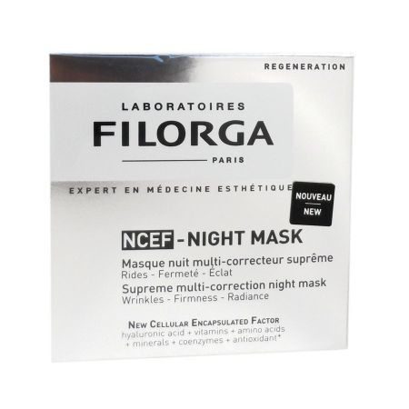 Filorga NCEF-Night Mask masque nuit multi-correcteur 50ml