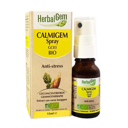 Calmigem bio spray Herbalgem 15ml