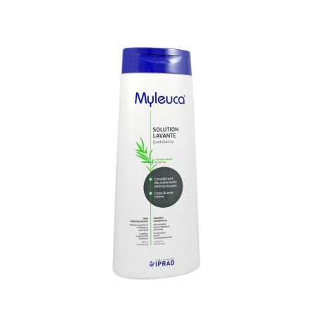 Myleuca solution lavante quotidienne 400ml