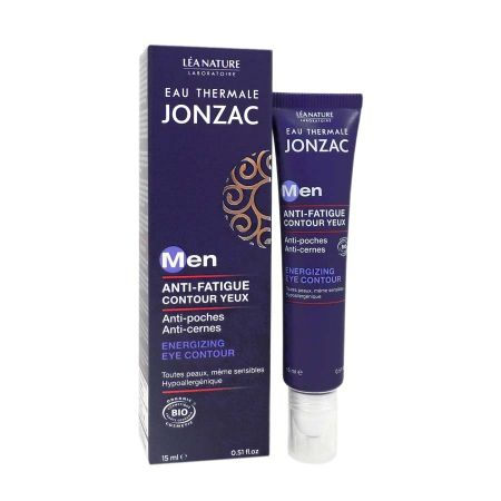 Jonzac Men anti-fatigue contour yeux bio 15ml