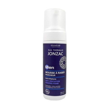 Mousse à raser Jonzac Men bio 150ml