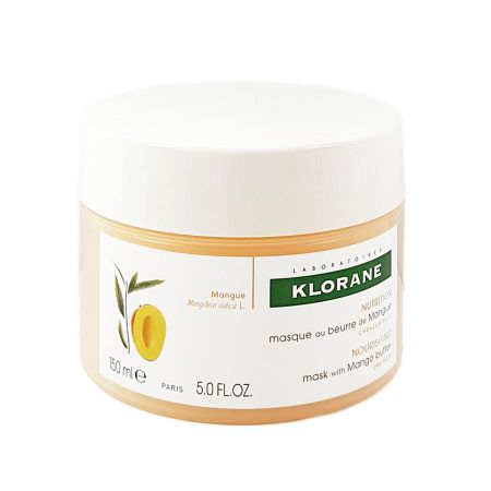 Masque Klorane au beurre de mangue 150ml