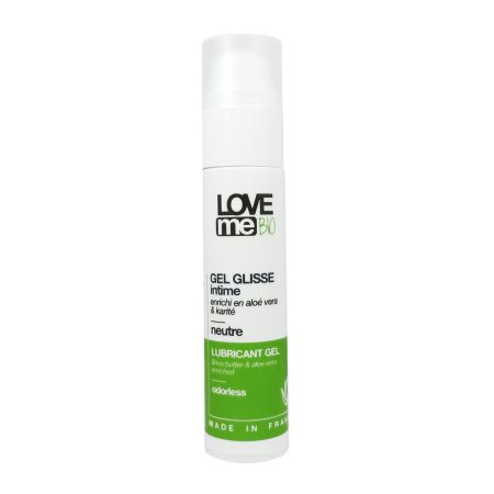 Gel Glisse Intime Neutre Love Me Bio 50ml
