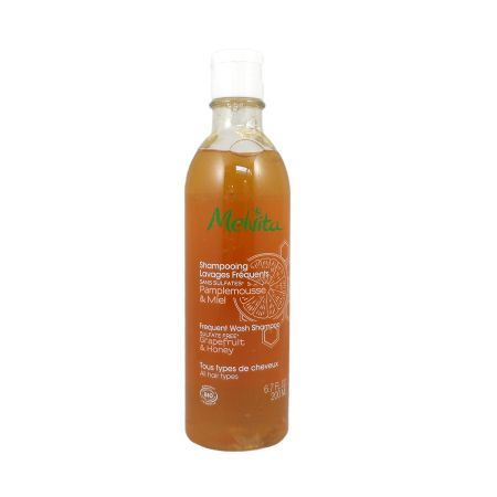 Melvita shampooing lavages fréquents 200ml
