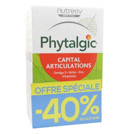 Phytalgic Capital Articulations Offre Spéciale 90 capsules