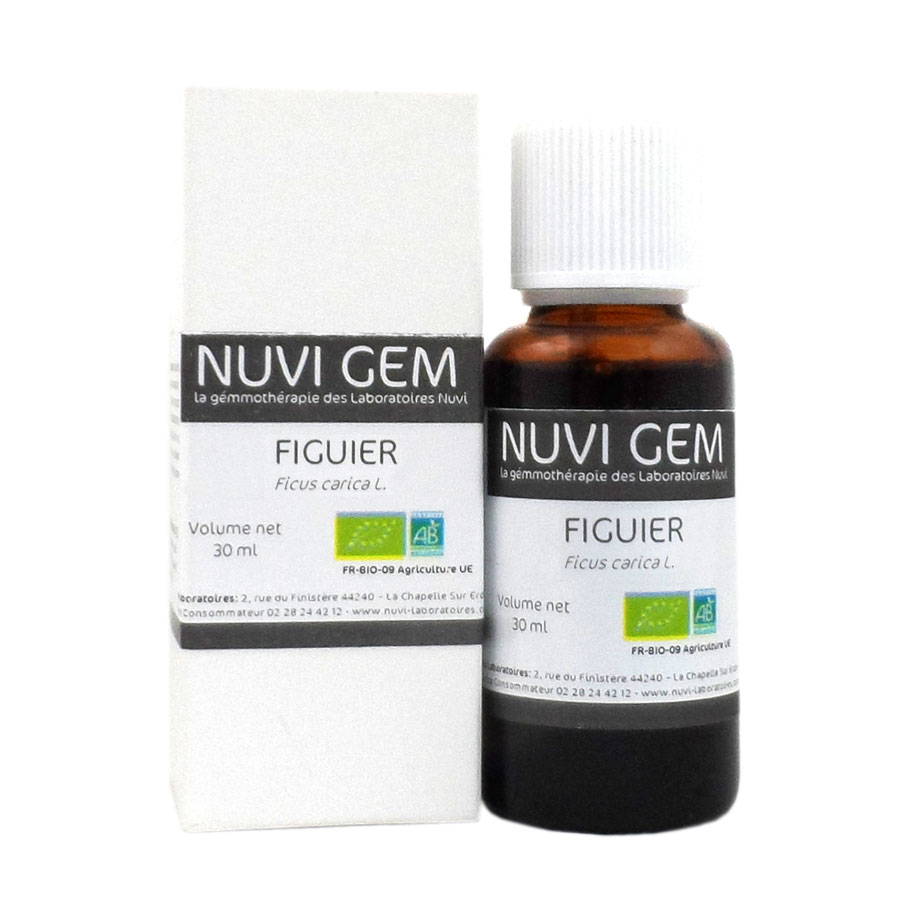 Bourgeon figuier bio Nuvi Gem 30ml