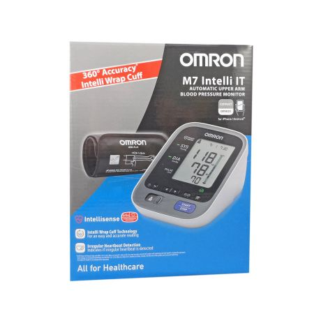 Omron M7 Intelli IT tensiomètre électronique bras