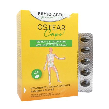 Ostear Caps Phyto-Actif 45 capsules