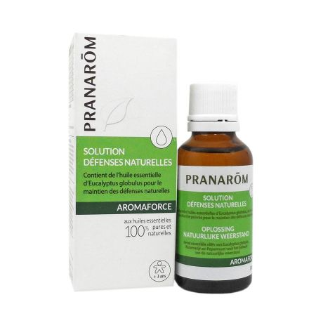 Aromaforce solution défenses naturelles Pranarom 30ml