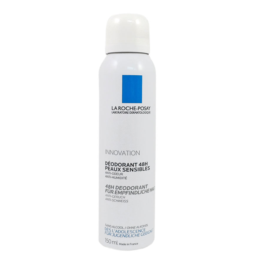 Roche-Posay Déodorant Physiologique 48H spray 150ml
