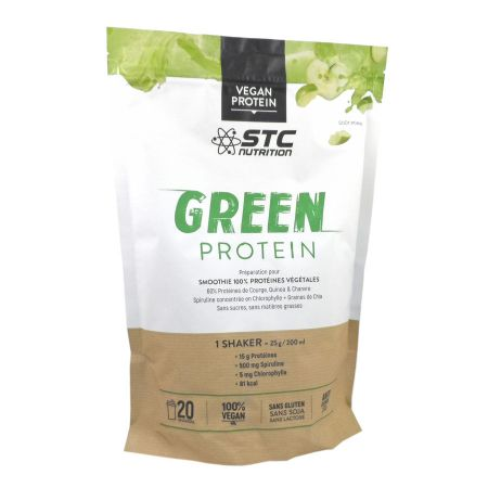Green Protein Smoothie STC Nutrition 500g