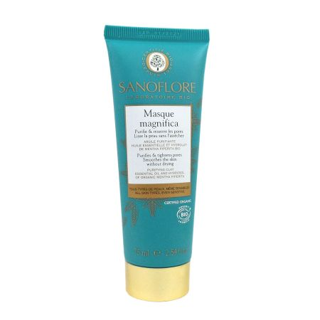 Masque magnifica Sanoflore 75 ml