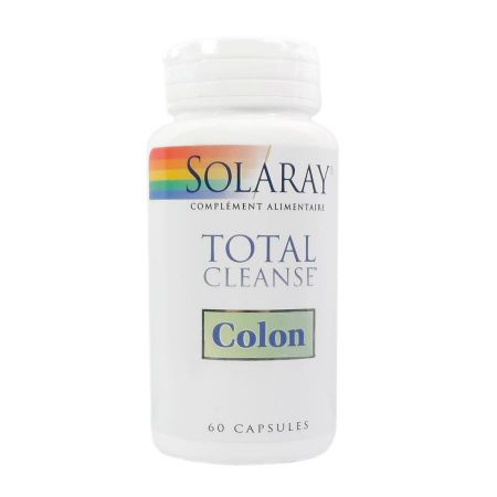 Total Cleanse Colon Solaray 60 capsules
