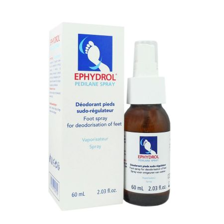 Ephydrol Pédilane Spray Tradiphar 60 ml