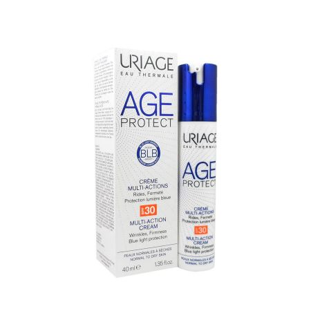 Age Protect Crème Multi-Actions SPF30 Uriage 40ml