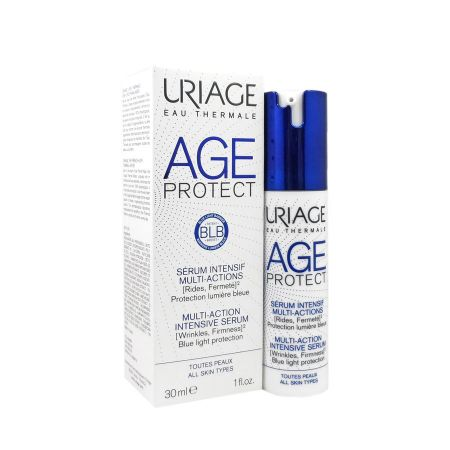 Age Protect Sérum Intensif Multi-Actions Uriage 30ml
