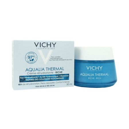 Aqualia Thermal Crème Réhydratante Riche Vichy 50ml