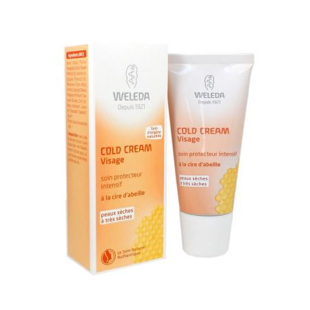 Cold cream visage Weleda 30ml