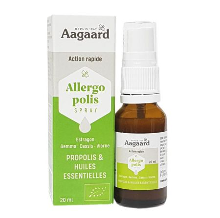 Allergopolis spray Aagaard 20ml