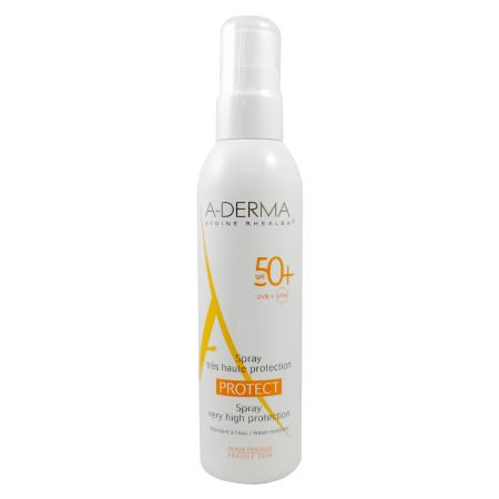Aderma solaire protect spray SPF50+ 200ml