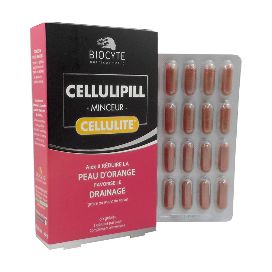 Cellulipill Biocyte 60 Gélules