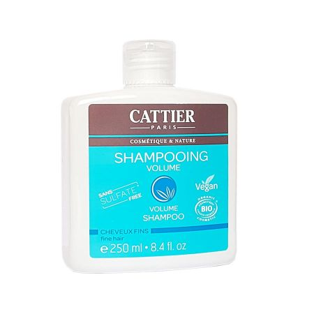 Shampoing Volume Cattier 250 ml
