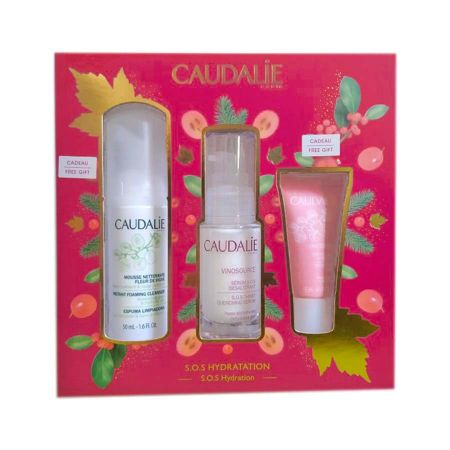 Caudalie Coffret SOS Hydratation Vinosource
