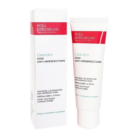 Clearskin soin anti-imperfections Eau Précieuse 50ml