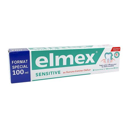 Dentifrice Sensitive Elmex 100ml