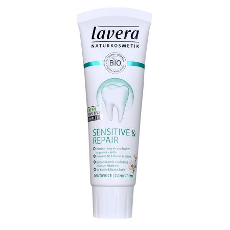 Dentifrice Bio Lavera Sensitive & Repair 75 ml