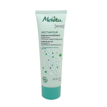 Melvita Nectar Pur Masque & Exfoliant 75 ml