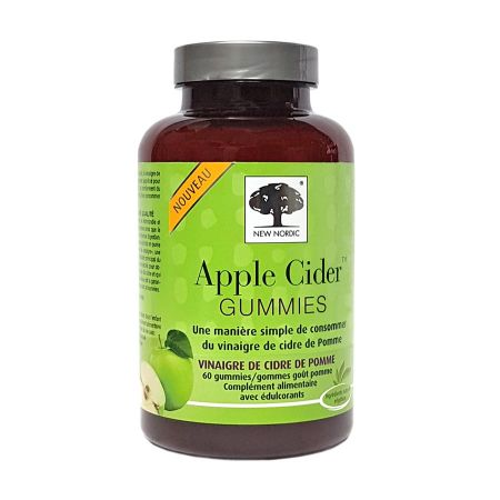 Apple Cider Gummies New Nordic x 60
