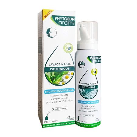 Spray nasal isotonique Phytosun Arôms 100ml